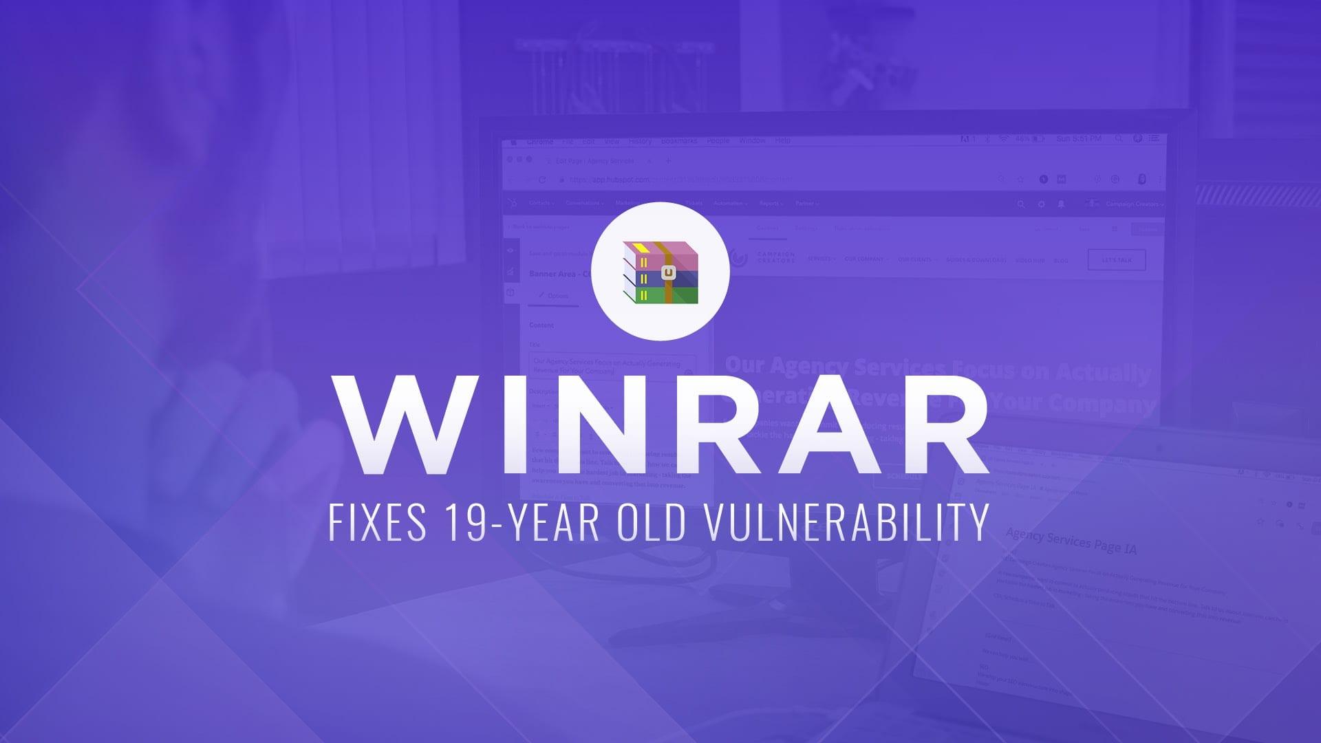 WinRAR Universal Crack 2020
